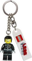 LEGO Movie Bad Cop Keychain 850896